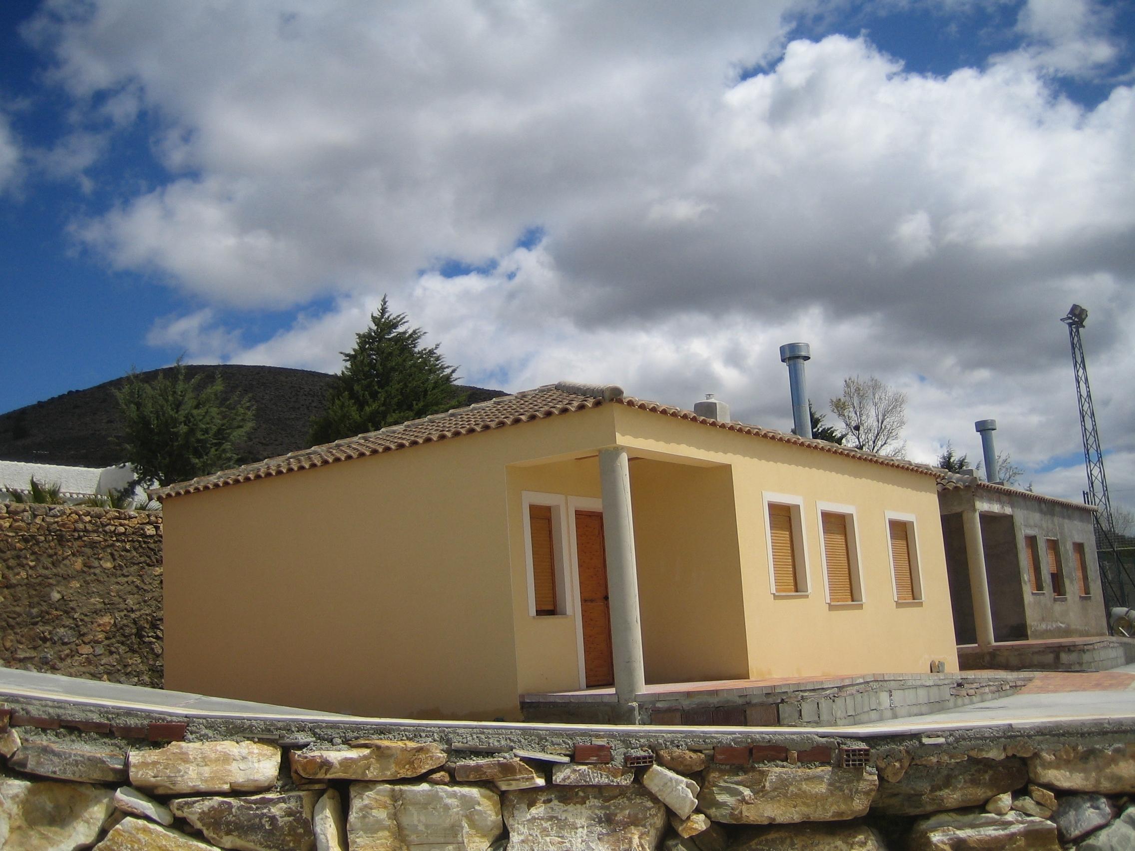 El ayuntamiento de oria pone en marcha la rehabilitaci n - Rehabilitacion casas rurales ...